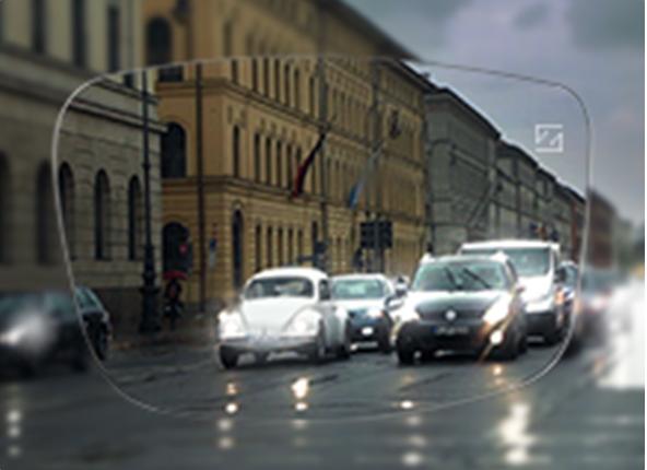 עדשות לנהיגה DriveSafe צייס
