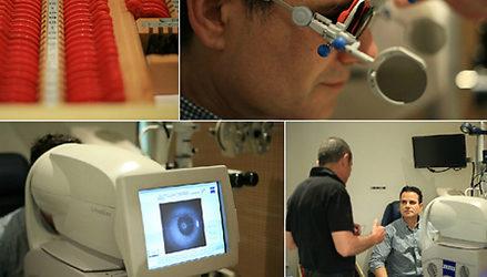 הכירו: בדיקת הראייה המדויקת ביותר בעולם