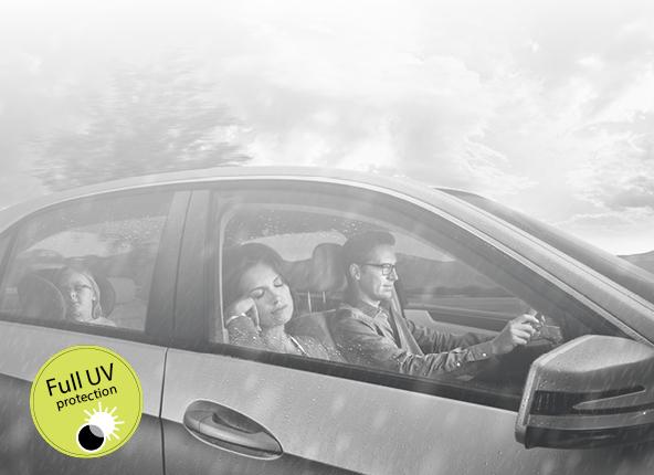 עדשות DriveSafe